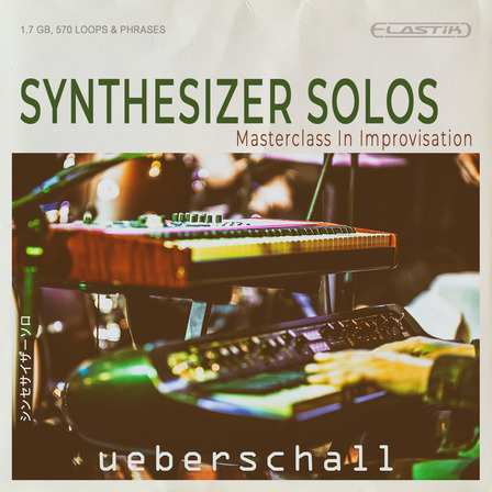 Synthesizer Solos ELASTIK