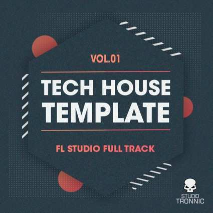 Tech House Template For FL STUDIO-FLARE