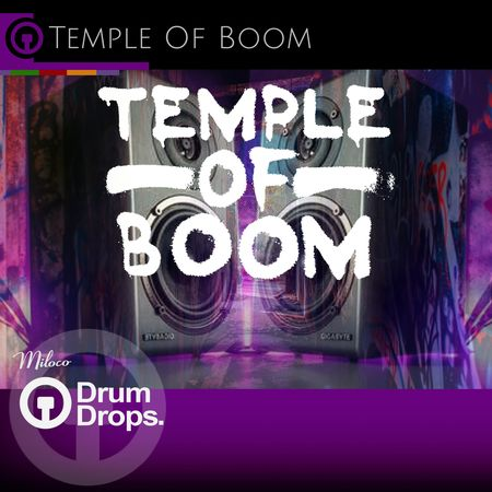 Temple Of Boom Loops Pack MULTiFORMAT-DECiBEL