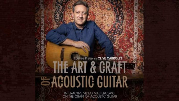 The Art And Craft Of Acoustic Guitar TUTORiAL
