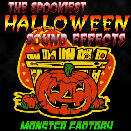 The Spookiest Halloween Sound Effects FLAC