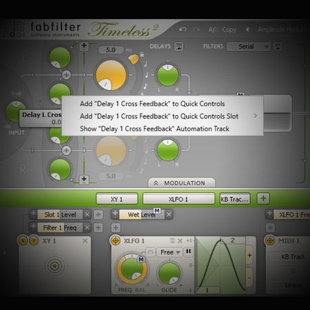 Using Modulation a Delay Effect's TUTORiAL-FANTASTiC