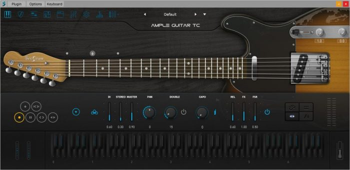 Ample Guitar Telecaster v3.2.0 WIN OSX
