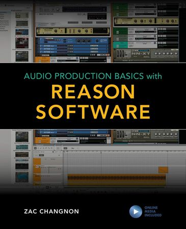 Audio Production Basics with Reason Online Content WAV MiDi