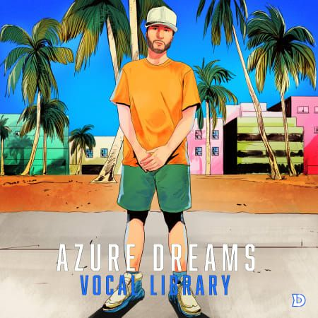 Azure Dreams Vocal Library WAV-FLARE