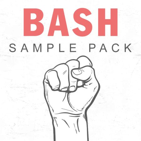Bash Drum Samples WAV-DECiBEL