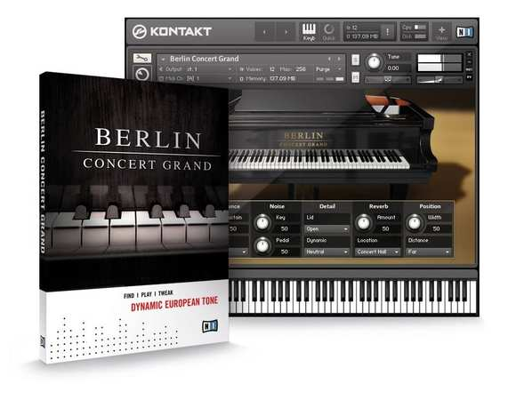 Berlin Concert Grand v1.4.0 Lite Version KONTAKT