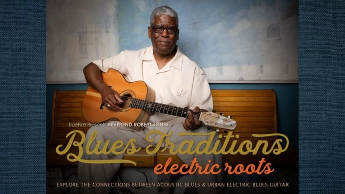 Blues Traditions Electric Roots TUTORiAL
