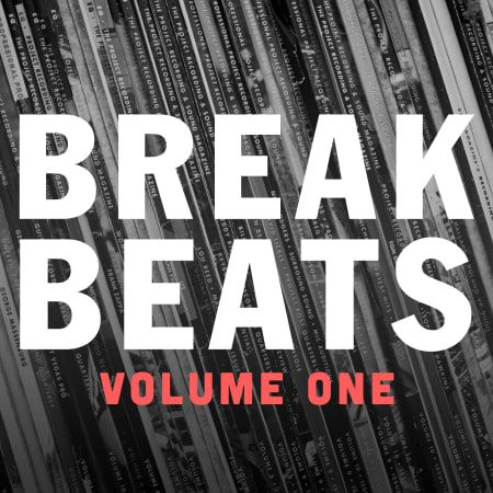Break Beats Vol 1 WAV-DECiBEL