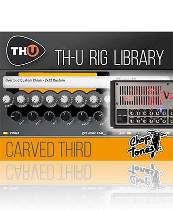 Carved Third Rig Library-R2R