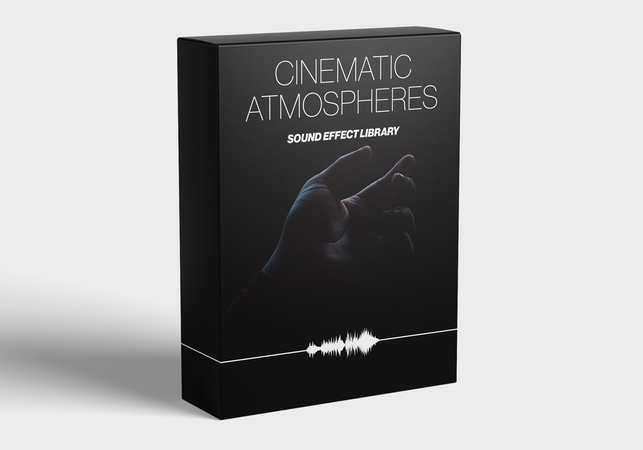 Cinematic Atmospheres SFX Library AiFF