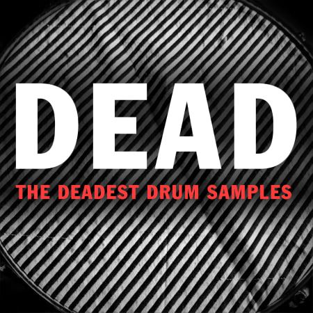 DEAD Drum Samples WAV-DECiBEL