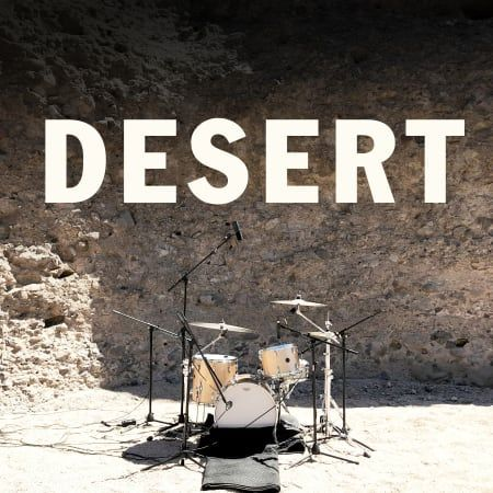 Desert Drum Samples WAV-DECiBEL