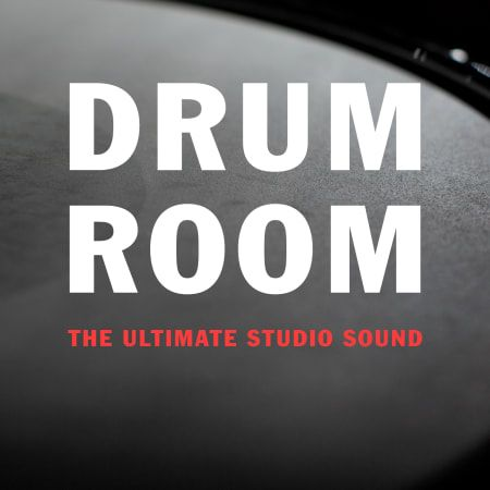 Drum Room Samples WAV-DECiBEL