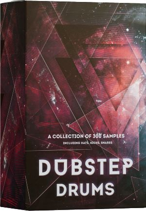 Dubstep Drums WAV-DECiBEL