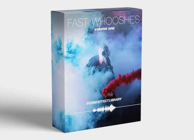 Fast Whooshes vol.1 SFX Library AiFF