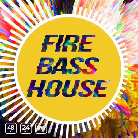 Fire Bass House WAV-FLARE