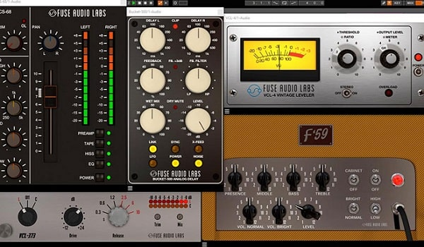 Fuse Audio Labs bundle 2020.12 CE-V.R