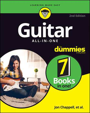 Guitar All-in-One For Dummies, 2nd Edition