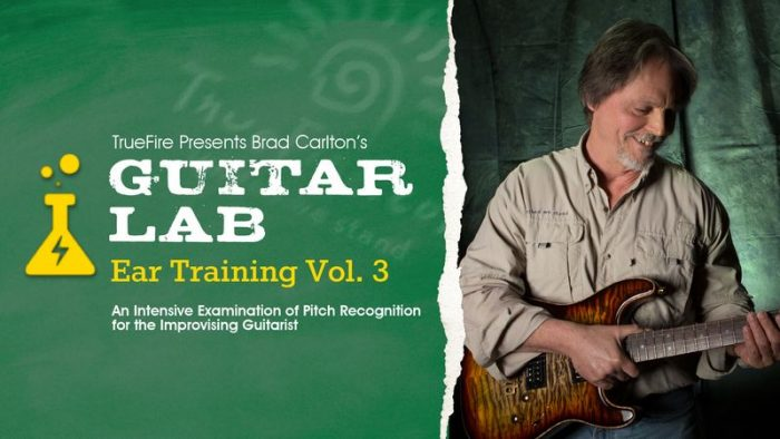 Guitar Lab Ear Training Vol.3 TUTORiAL