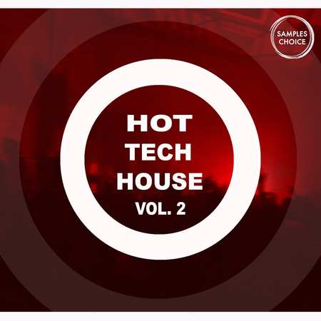 Hot Tech House Vol 2 WAV-DECiBEL