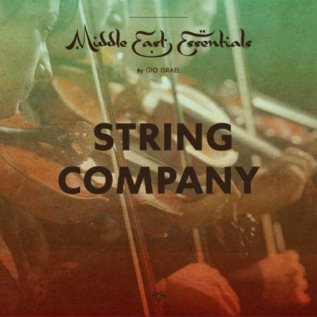 Middle East Essentials String Company WAV