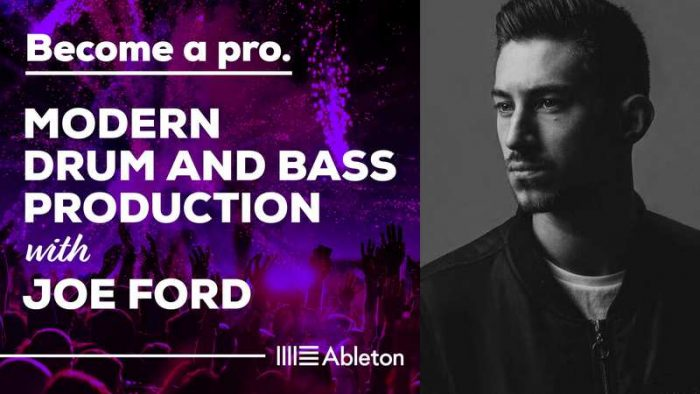 Modern Drum & Bass Production in Ableton Live TUTORiAL