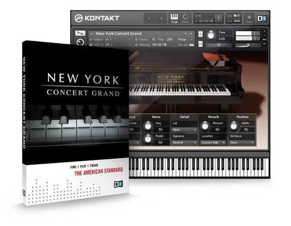 New York Concert Grand v1.3.0 Lite Version KONTAKT