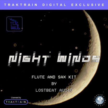 Night Winds Flutea and Sax Kit WAV