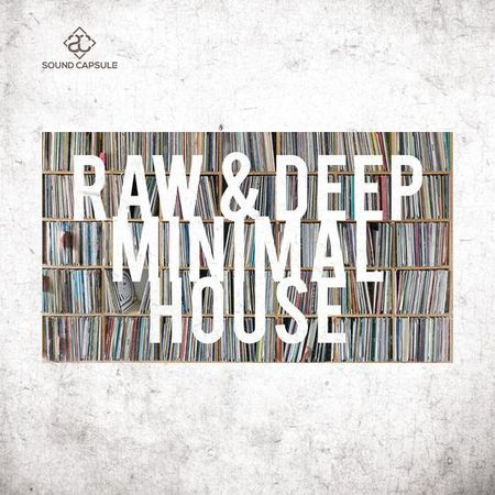 Raw and Deep Minimal House WAV