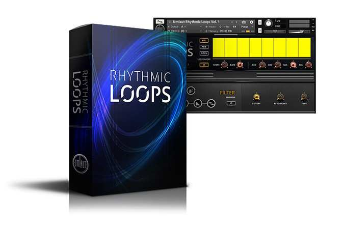 Rhythmic Loops Vol. 1 KONTAKT