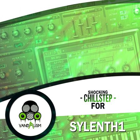 Shocking Chillstep For SYLENTH1-FLARE