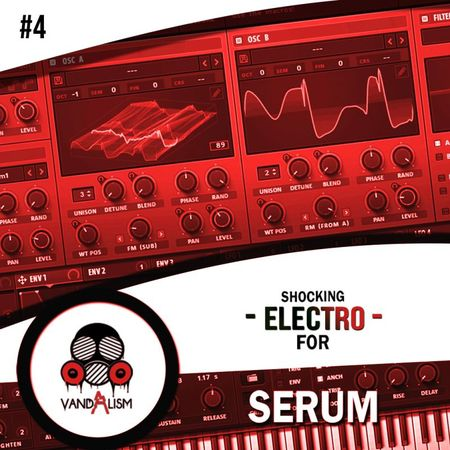 Shocking Electro For Serum 4 MULTiFORMAT-FLARE