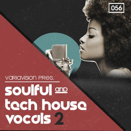 Soulful Tech House Vocals 2 WAV-DISCOVER