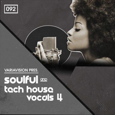 Soulful Tech House Vocals 4 WAV-DISCOVER