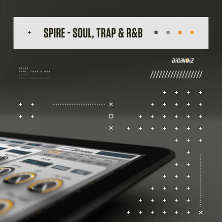 Spire Soul Trap And RnB For REVEAL SPiRE-DISCOVER