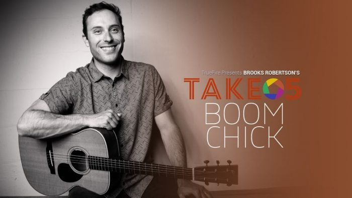 Take 5 Boom Chick Fingerstyle TUTORiAL
