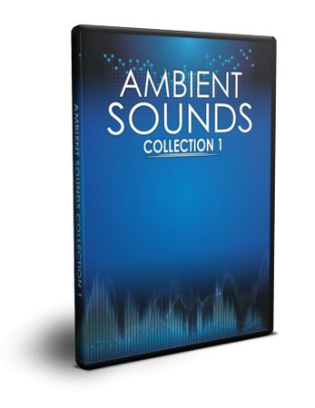 The Big Ambient Sounds Collection 1 WAV