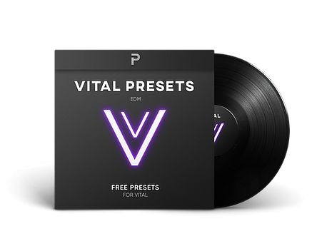 The Producer School EDM Vital Presets FREE