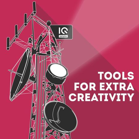 Tools For Extra Creativity WAV