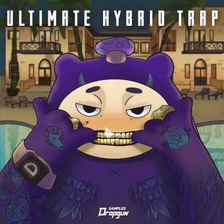 Ultimate Hybrid Trap WAV-FLARE