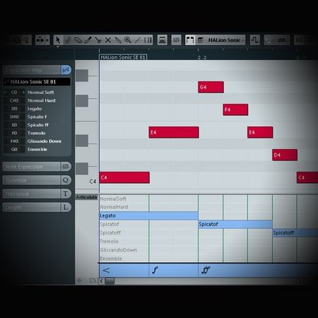 Using Midi Expression aContinuous Controllers TUTORiAL