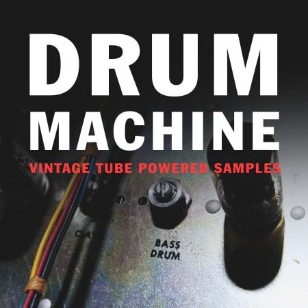 Vintage Drum Machine Samples WAV-DECiBEL