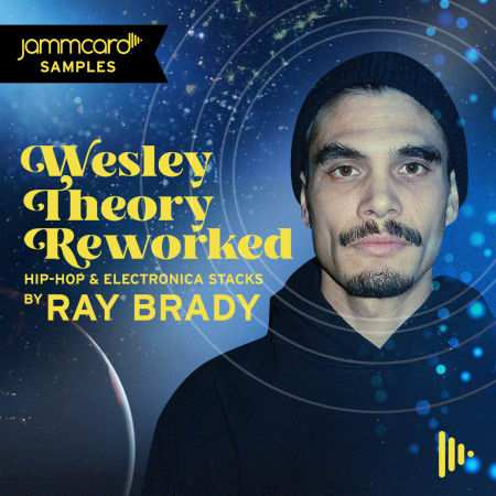 Wesley Theory Reworked Hip-Hop & Electronica Stacks WAV