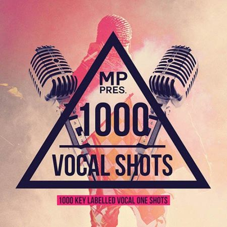1000 Vocal Shots MULTiFORMAT-DISCOVER