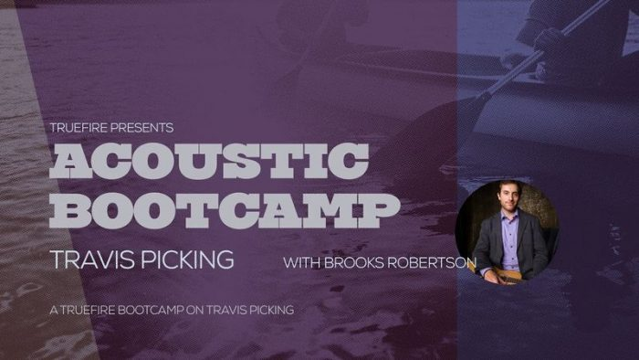 Acoustic Bootcamp Travis Picking TUTORiAL