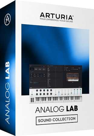 Analog Lab v5.0.0.1212.Incl.Patch MacOSX