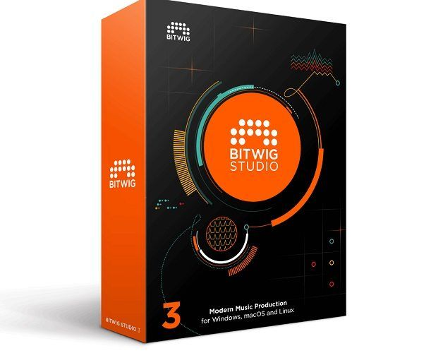 Bitwig 3.3 LiNUX (Crack Only)