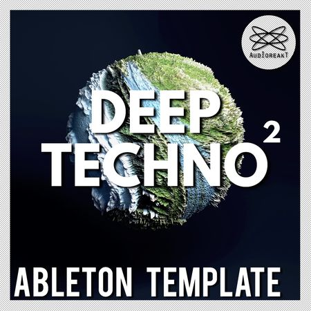 Deep Techno 2 Ableton Template-DECiBEL