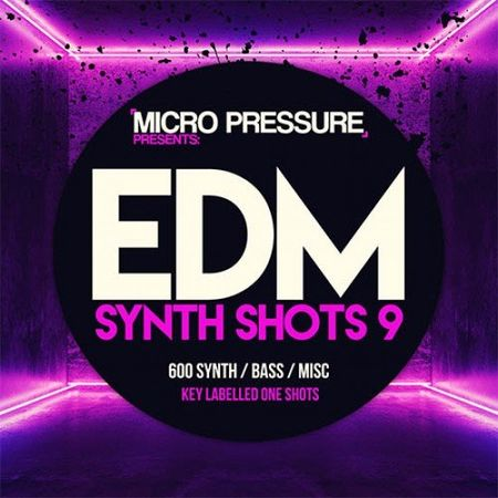 EDM Synth Shots 9 MULTiFORMAT-DISCOVER